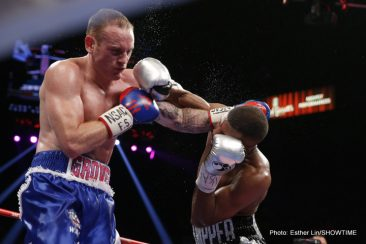 Badou Jack George Groves Boxing News Boxing Results British Boxing