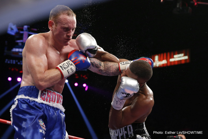 George Groves vs Eduard Gutknecht on Nov 18