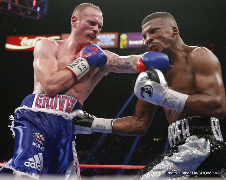 Badou Jack Outpoints George Groves