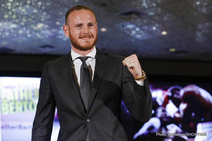 Groves ready for Cox fight