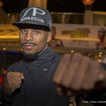 Badou Jack - WBC super-middleweight champion, Badou Jack, has stated that he is keen on a unification fight with Britain's IBF champion, James DeGale in the future, though has admitted he may end up fighting Julio Cesar Chavez Jr first.