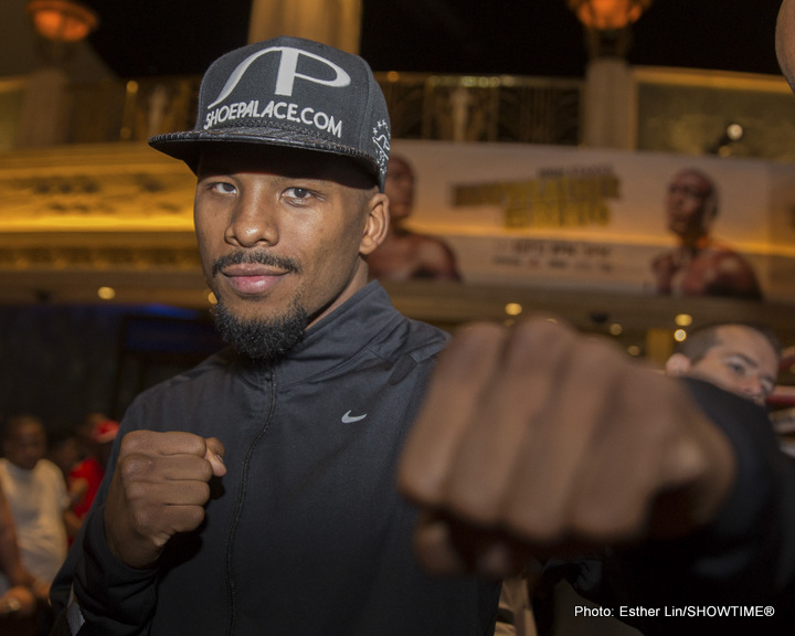 Badou Jack: 'I Want DeGale Fight' / Chavez Jr Also Possible