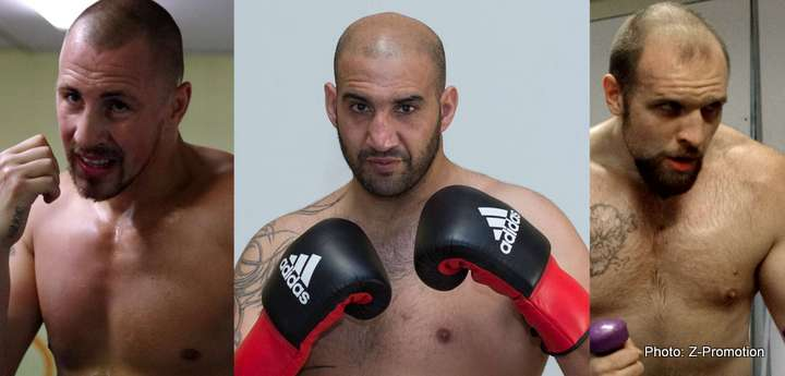 Erkan Teper v Robert Helenius Set For December 19th in Finland