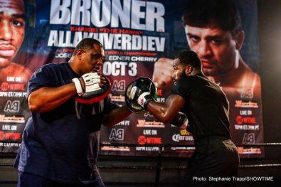 Adrien Broner Edner Cherry Jose Pedraza Boxing News