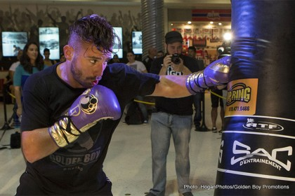 'It's Not Just About the Power' says David Lemieux