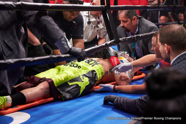 "Michael Zerafa - Peter ""Kid Chocolate"" Quillin (32-0-1, 22 KOs) knocked out Michael Zerafa (17-2, 9 KOs) in the fifth round on Saturday afternoon from Foxwoods Resort Casino in Mashantucket, Connecticut on Premier Boxing Champions (PBC) on NBC. Quillin and Zerafa exchanged power punches throughout the affair, with the underdog Zerafa landing several big shots that stopped Quillin in his tracks."