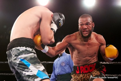 Video: Julian Williams KOs Luciano Cuello