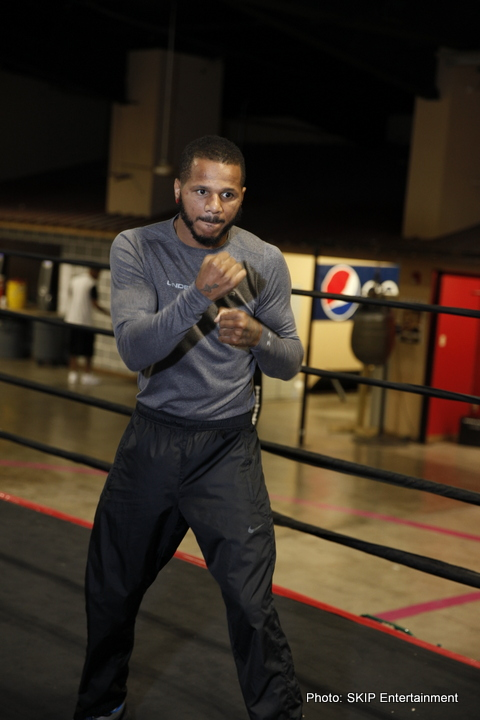 Anthony Dirrell: Starting the Rebuilding with Marco Antonio Rubio
