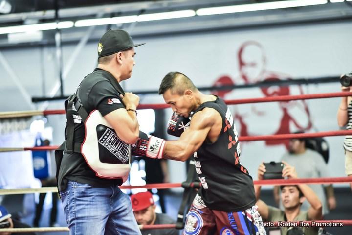Lucas Matthysse Viktor Postol Boxing News
