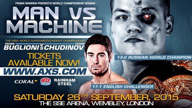 Fedor Chudinov Frank Buglioni Boxing News British Boxing