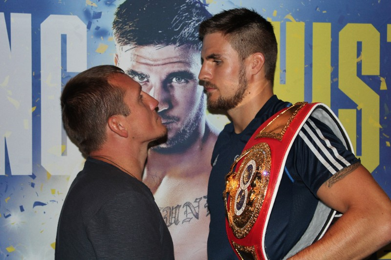 Skoglund ready for historic IBF Intercontinental title defence