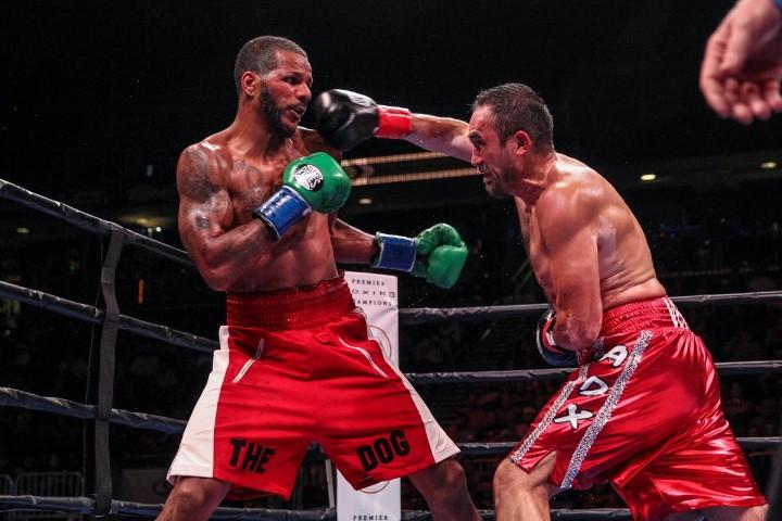 Anthony Dirrell Jamie McDonnell Marco Antonio Rubio Tomoki Kameda Boxing News