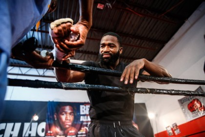 Broner vs. Allakhverdiev, Pedraza vs. Cherry quotes