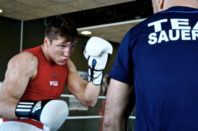 Boxing poet Henriksson: Kessler is my biggest inspiration