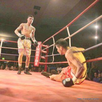 Dusty Hernandez-Harrison Boxing Results Press Room