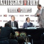 Klitschko vs. Fury, Tyson Fury, Wladimir Klitschko - Tyson Fury has promised his fans that he is out to 'humiliate' long-dominant heavyweight champion, Wladimir Klitschko, when he challenges for the Ukrainian's WBO/WBA/IBF heavyweight titles in front of a 56,000 capacity crowd at the Esprit Arena in Dusseldorf, Germany, this Saturday.