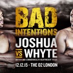 Anthony Joshua, Dillian Whyte - Boxing News