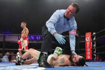 Photos: Bracero defeats O'Connor
