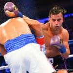 Glen Tapia - On Cinco de Mayo weekend, Canada's biggest boxing star and former IBF world champion, David Lemieux, with a record of 34-3, 31 knockouts, will be looking to make an impression and use his power against a swift contender from Passaic, New Jersey, Glen 'Jersey Boy' Tapia.  He has a record of 23-2, with 15 knockouts.  That will be a 10-rounder in the middleweight division, which will be the co-main event.
