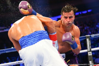 David Lemieux – Glen Tapia quotes