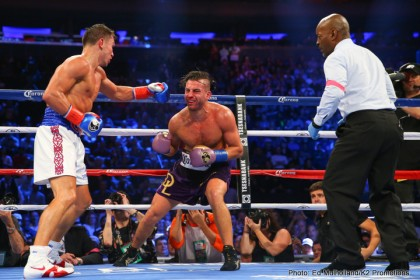 The Tactical Calm of Gennady Golovkin