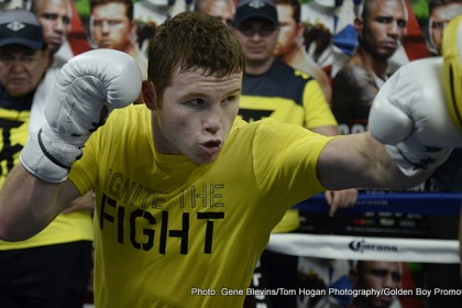 'Canelo Can Call the Shots' says Atlas Re: GGG Fight at 155