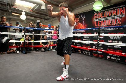 Brian Viloria David Lemieux Gennady Golovkin Roman Gonzalez Boxing News