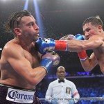 """Dominic Wade, Gennady Golovkin - Earlier this week, the International Boxing Federation said that IBF/IBO/WBA middleweight champion Gennady """"GGG"""" Golovkin (34-0, 31 KOs) will need to face #3 IBF Dominic Wade (18-0, 12 KOs) next. The IBF replaced the injured #1 IBF Tureano Johnson (19-1, 13 KOs) with the 25-year-old Wade. It was thought that Golovkin would be stuck facing Wade in his next fight on April 23 on HBO instead of a more interesting opponent that the fight fans would be eager to see."""