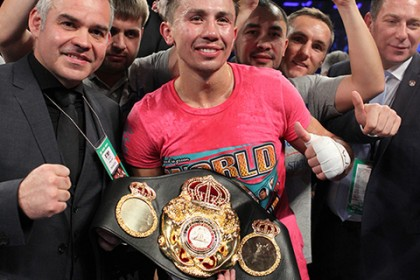 GGG promoter Loeffler: Khan-Golovkin would be a huge fight