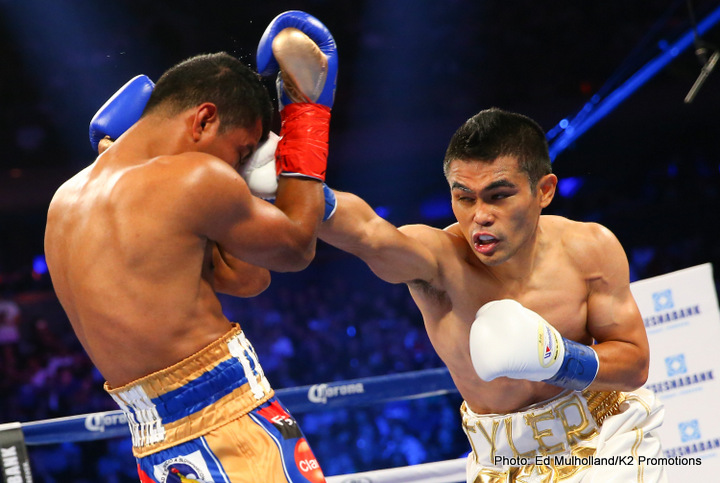 Brian Viloria faces Artem Dalakian at SuperFly2 on 2/24