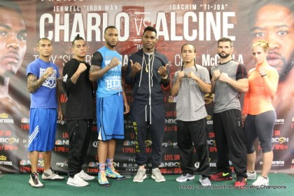 Jermell Charlo: Hopefully Alcine makes mistakes and I can make him pay