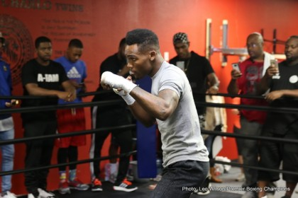 Jermell Charlo/Joachim Alcine Tonight In Houston