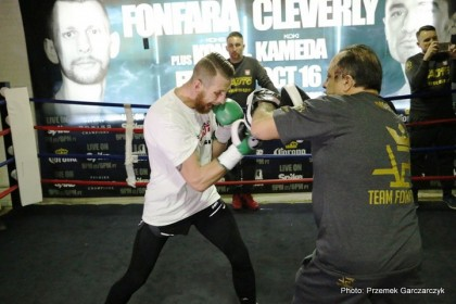 Fonfara / Cleverly Interview Transcript