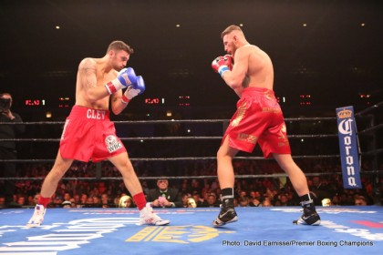 Cleverly Deserves Respect says Bellew