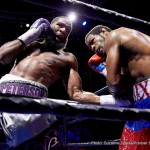 Felix Diaz Jr - Once again, Premier Boxing Champions brought the fight to network TV as Lamont Peterson fought Felix Diaz at the EagleBank Arena in Fairfax, Virginia.