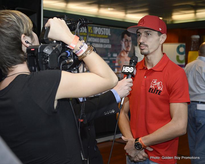 Viktor Postol - Boxing Interviews