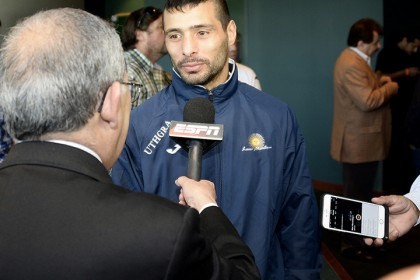 Matthysse vs. Postol: Will Viktor go Postol on the Machine?