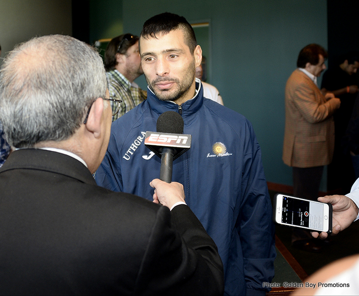 MATTHYSSE VS. POSTOL FINAL PRESS CONFERENCE