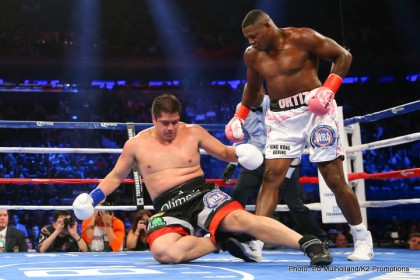 Luis Ortiz suffers thumb injury, April 22 fight with Derric Rossy off