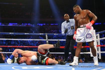 Boxing: Golovkin vs Lemieux