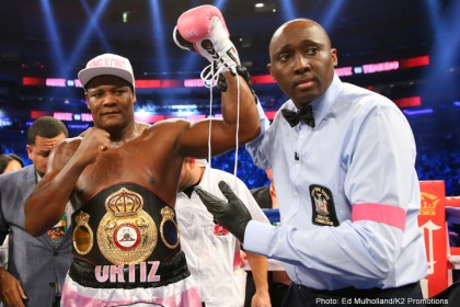 Luis Ortiz hammers David Allen to 7th-round defeat