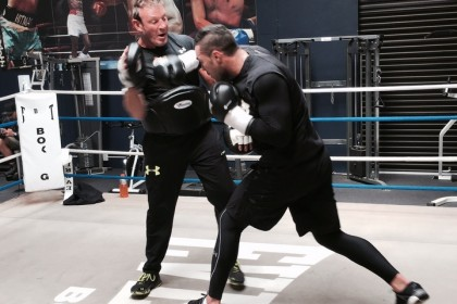 Joseph Parker Interview: Out with the old and in with the new