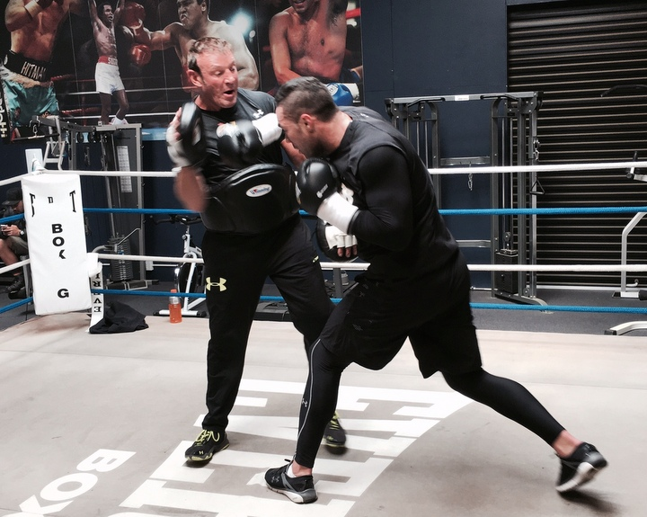 Joseph Parker Boxing Interviews Boxing News