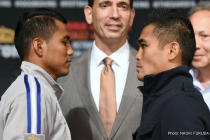 Gonzalez vs Viloria: Final Quotes, Videos, Photos
