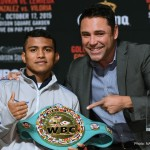 Brian Viloria - On the undercard of Saturday's eagerly anticipated Golovkin/Lemieux middleweight unification fight, veteran flyweight and former 2 division titlist, Brian Viloria, faces the prospect of dethroning one of the sports best P4P fighters in the undefeated Roman 'Chocalatito' Gonzalez, and claims he is more than ready to turn the spotlight firmly on the 'little guys' with his performance.