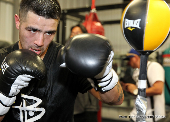 Brandon Rios Boxing News