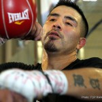Brandon Rios - Tim Bradley will walk in as  favourite with the oddsmakers when he defends his WBO welterweight title against Brandon Rios on Saturday night in Las Vegas, a fact that doesn't bother the challenger, who alluded to the odds as meaningless – or in his own choice phrasing – as 'bulls***.'
