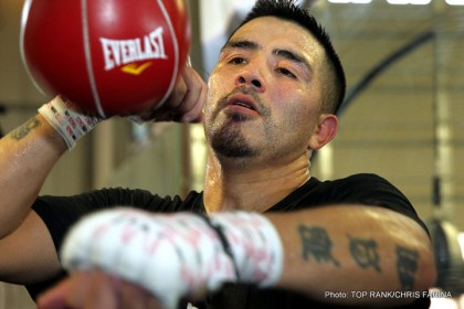 Rios: 'This Underdog Stuff is Bulls***!'