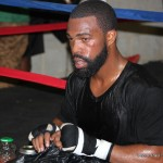 Gary Russell Jr. - WBC featherweight champion, Gary Russell Jr, has pulled out of his Nov. 14 title defence against Oscar Escandon, due to a cut sustained in sparring.