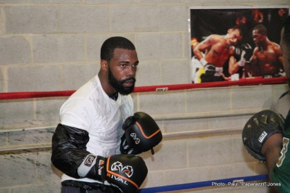 "OPEN MIC: Gary Russell Jr. Ready for Escandón, Warns: ""Before My Career is Over, (Lomachenko)'s Got to See Me"""